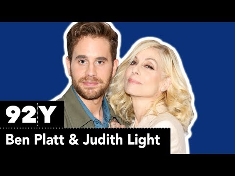 Ben Platt In Conversation With Judith Light