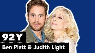 Ben Platt in Conversation with Judith Light