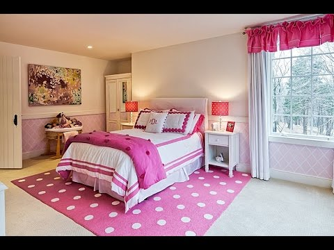 best girl pink bedroom furniture ideas