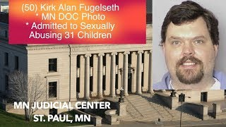 Clay Co. MN Man Could Soon Be Free, After Admitting To Abusing 31 Children