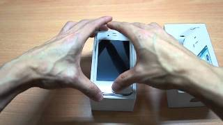 iPhone4S 64GB (White) with iOS5.0.1 Unboxing(, 2012-01-16T13:43:32.000Z)