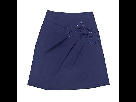 Красивые кокетки для юбки