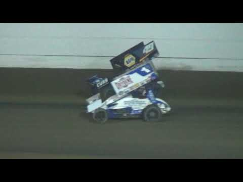 Grays Harbor Raceway, September 3, 2018, World of Outlaws A-Main
