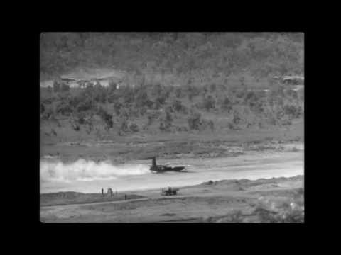 WW2  Plane Crash Landing