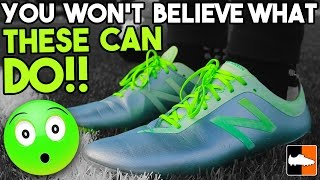 Crazy Boot Technology! New Balance Furon Hydra Boots Review!