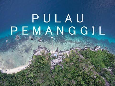 Pemanggil Island 2016 - phantom 3, gopro hero 4