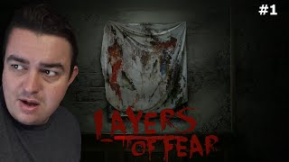Layers Of Fear // Best Horror Game In Years?