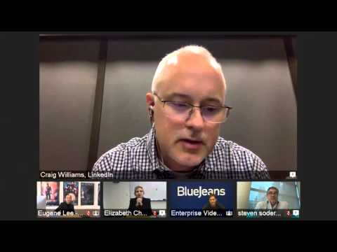BlueJeans - Changing Your Game with Video - Executive Customer Panel