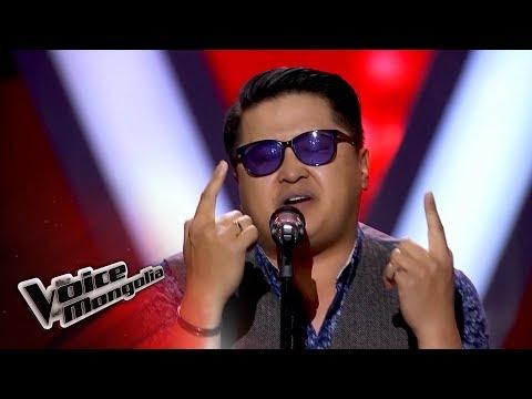 """Gantulga.E - """"Demons"""" -  Blind Audition - The Voice of Mongolia 2018"""