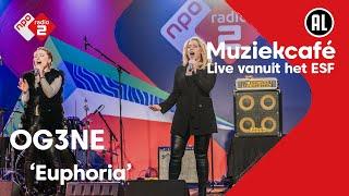 OG3NE - Euphoria  | Vanaf Het Songfestival
