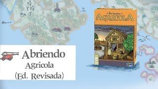Abriendo Agricola (Edición Revisada)