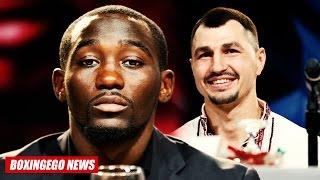 CRAWFORD VS POSTOL BTS FIGHT FOR 140 SUPREMACY ON HBO Pay-Per-View (Boxingego)