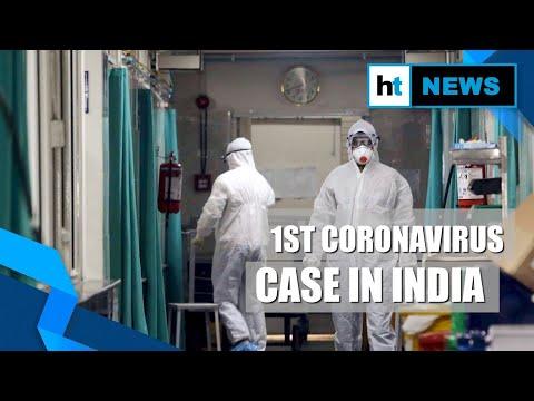 India confirms 1st coronavirus case from Kerala, patient under ...
