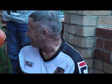John Rowson Ice Bucket Challenge - Nottingham UK