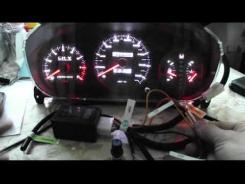 Оптитрон Honda CR-V from Ozip
