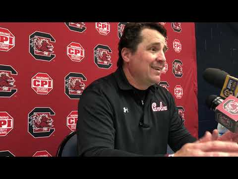 Will Muschamp on win over Ole Miss