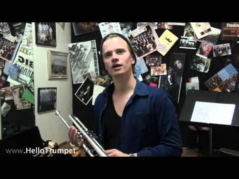 Buying a new trumpet with Teus Nobel & James Dokes