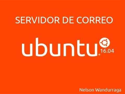 Configurar servidor de correo en Ubuntu 16.04 (Squirrelmail, postfix, courier pop imap)