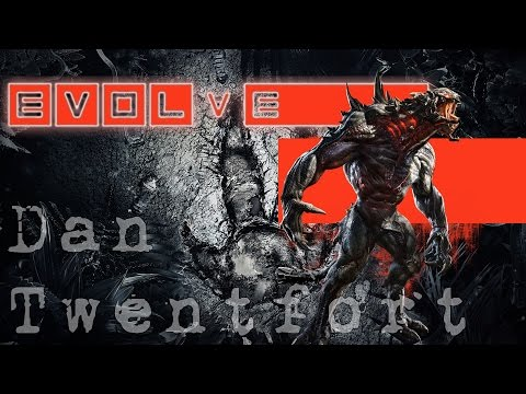 Evolve Stage 2 #13 ● В роли монстра Голиафа-Метеора(Goliath)