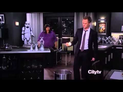 Barney Stinson - The Robin (last play of the playbook)