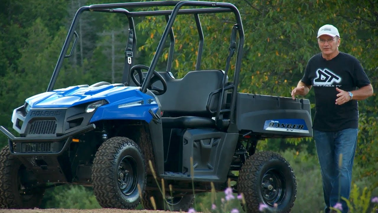 Advantages Of The Polaris Ranger Ev