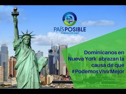País Posible en Nueva York