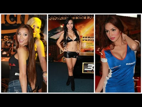 Models & Car Shows in Manila | PHILIPPINES