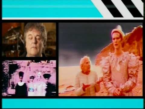 Bowie 'Ashes To Ashes' Director David Mallet.