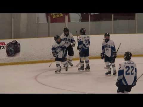 "#20 Goal 20110107 Cumberland Junior Grads 1997 Minor Bantam ""AA"" Hockey Team 2010-11 Season"