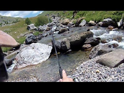 pesca-de-truchas-en-río-de-alta-montaña