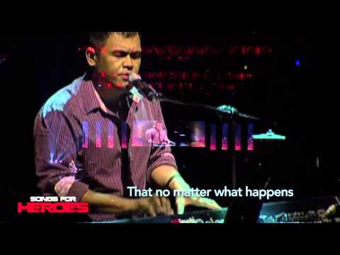Rainbow - Southborder (Jay Durias' performance on Songs For Heroes 1)