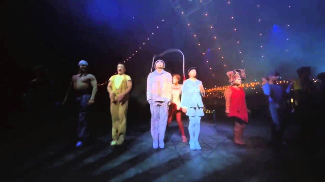 CIRQUE DU SOLEIL: QUIDAM - YouTube