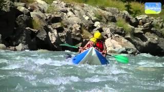 Canoë et rafting dans les Ecrins, Valbonnais et Valgaudemar