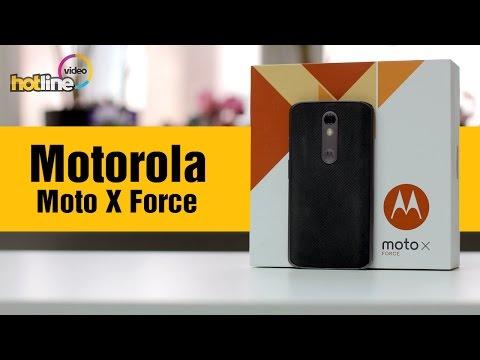 Motorola Droid Turbo 2 (Moto X Force) – обзор защищённого смартфона