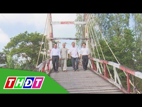 Xã Phú Thành A (Tam Nông) quyết tâm đạt chuẩn nông thôn mới | Nông nghiệp | THDT