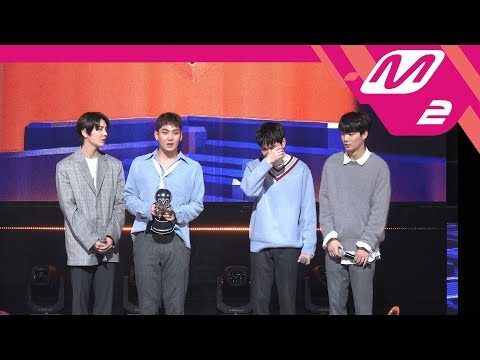 [MPD직캠] 뉴이스트 W 1위 앵콜 직캠 4K 'WHERE YOU AT' (NU`EST W FanCam No.1 Encore) | @MCOUNTDOWN_2017.10.19