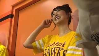 福岡ソフトバンクホークス史上最多となる46735人が、東京ドームに集結し...