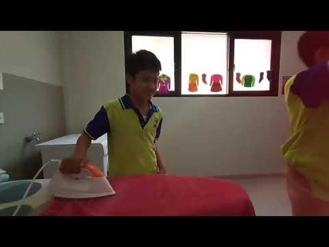 Laundry Program with Anak-anak Specialku