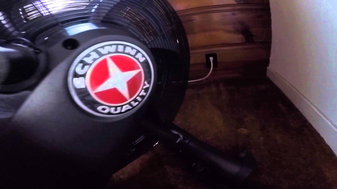 New Schwinn Ad6 Airdyne Bike Damaged Upon Arrival Youtube