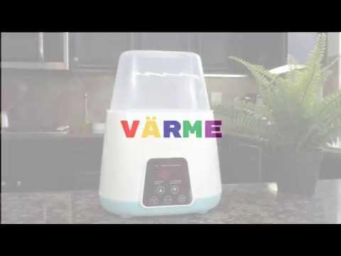 Подогреватель-стерилизатор детских бутылочек VARME