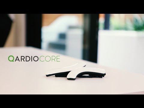 QardioCore - Continuous ECG/EKG monitoring free from wires and patches