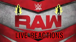 WWE Monday Night Raw 25th November 2019 Live Reactions