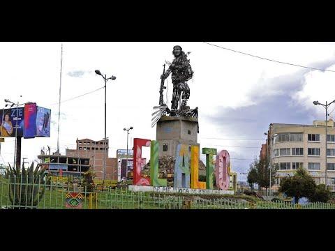 كرنفال بوليفيا مزيج من الألوان والموسيقى في الهواء الطلق  - 19:01-2020 / 2 / 16