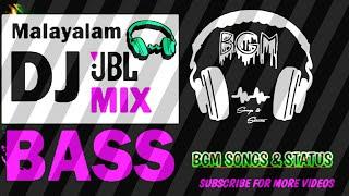 Malayalam 💓DJ💓 ♣JBL♣ Mix,BASS BOOST,Malayalam DJ🚬NON STOP✔2020