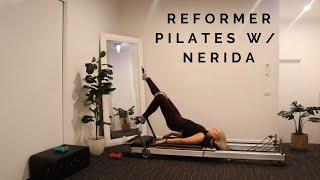 Reformer Pilates w/ Nerida