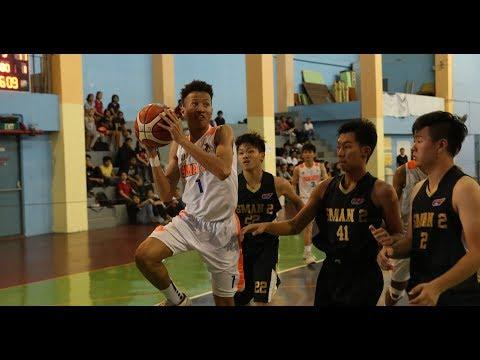 Game Highlights: PPOP Basketball DKI Jakarta vs SMAN 2 Jakarta (UNTAR Untuk Indonesia 2019)