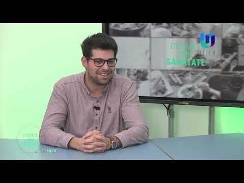 TeleU: Dumitru Sutoi la Drumul spre Sănătate