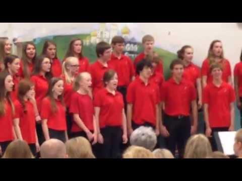 Morgan's Solo - Lufkin Road Middle School Chorus 5/2014