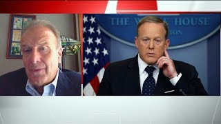 Sean Spicer resigns  'I don't think anybody is surprised'