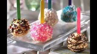 Creative Baby Shower Dessert Decor Ideas